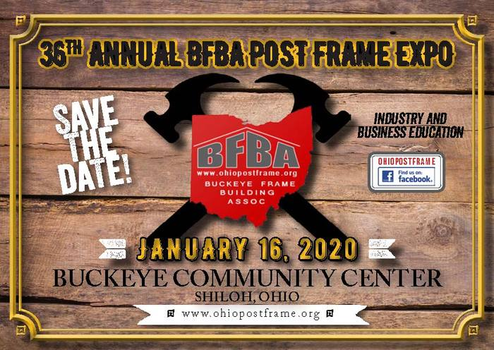 2020 Bfba Expo Save The Date
