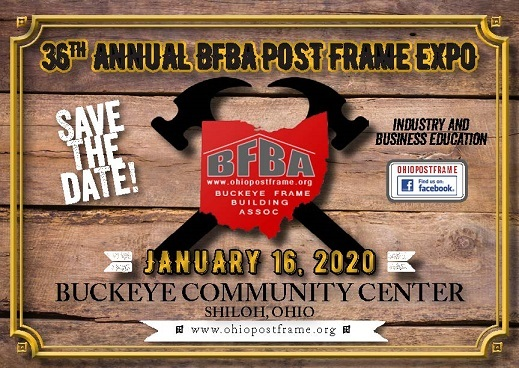 BFBA Expo Save the Date