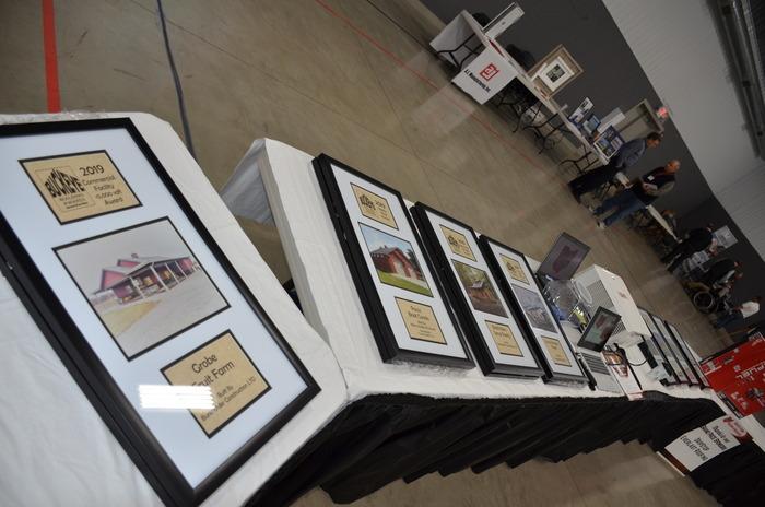 2019 Buckeye Building Award Winners